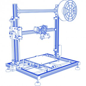 3D PRINTER - K8200