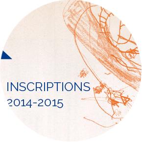 Inscriptions ateliers saison 2014-2015
