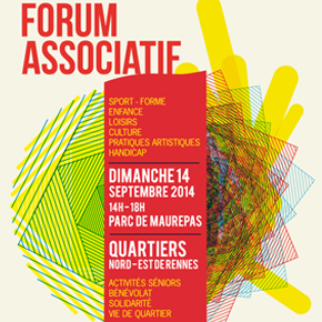 Forum associatif / Dimanche 14 septembre 2014
