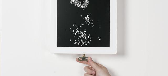 Rewind, Cave aux bulles, Light Form / 06 oct > 29 nov 2014