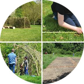 Au jardin ! Un projet artistique et coopératif