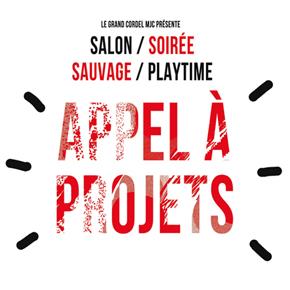 Salon / Soirée - Sauvage / Playtime - APPEL À PROJETS