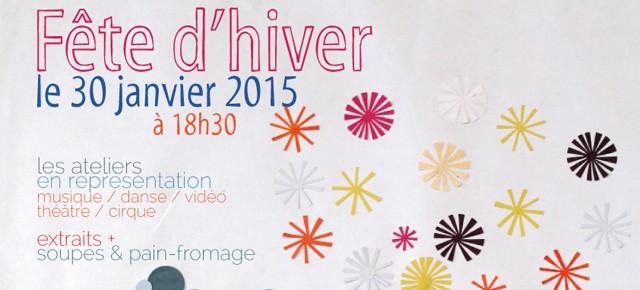 FÊTE D'HIVER > 30 JANVIER 2015