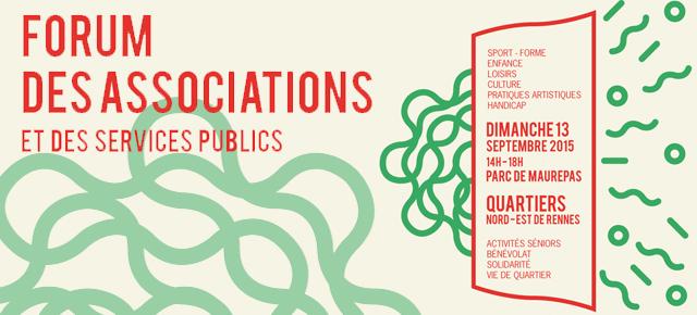 Forum des associations et des services publics