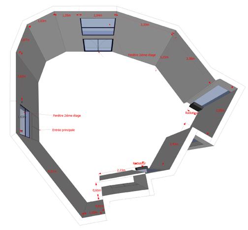 salle expo 3D