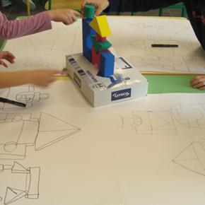 Les arts visuels au coeur des écoles / JOUER POUR CRÉER, CRÉER POUR JOUER!