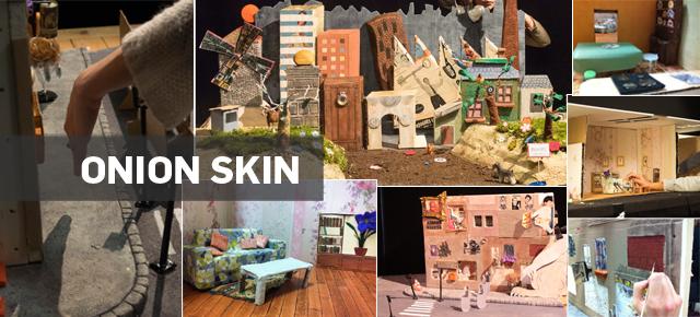 Onion Skin / Le cinéma d'animation pour tous !